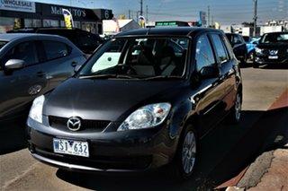 2006 Mazda 2 DY10Y2 Maxx Grey 5 Speed Manual Hatchback