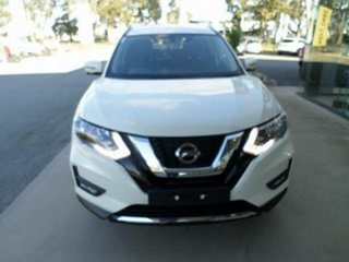 2020 Nissan X-Trail T32 MY20 ST-L (4x2) White Continuous Variable Wagon