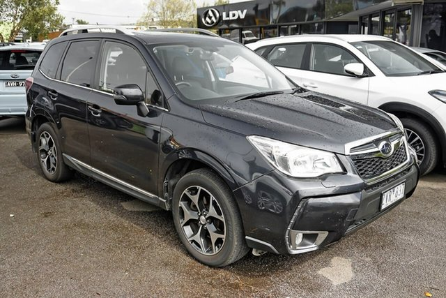 Used Subaru Forester S4 MY14 XT Lineartronic AWD Nunawading, 2013 Subaru Forester S4 MY14 XT Lineartronic AWD Grey 8 Speed Constant Variable Wagon