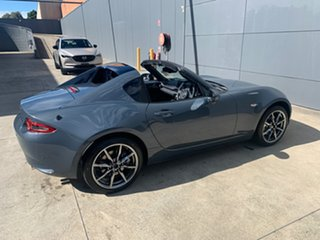 2021 Mazda MX-5 ND GT RF SKYACTIV-Drive Polymetal Grey 6 Speed Sports Automatic Targa