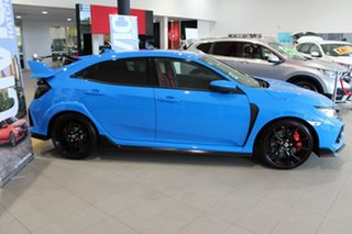 2021 Honda Civic 10th Gen MY21 Type R Racing Blue 6 Speed Manual Hatchback