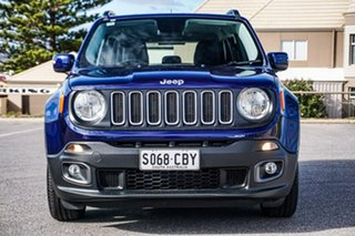 2017 Jeep Renegade BU MY17 Longitude DDCT Blue 6 Speed Sports Automatic Dual Clutch Hatchback