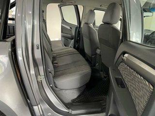 2014 Holden Colorado RG MY15 LT Crew Cab Grey 6 Speed Manual Utility
