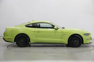2020 Ford Mustang FN 2020MY GT Grabber Lime 10 Speed Sports Automatic Fastback