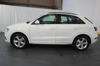 2017 Audi Q3 8U MY17 TFSI S Tronic Quattro Sport White 7 Speed Sports Automatic Dual Clutch Wagon