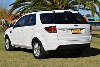 2012 Ford Territory SZ TX Seq Sport Shift AWD White 6 Speed Sports Automatic Wagon