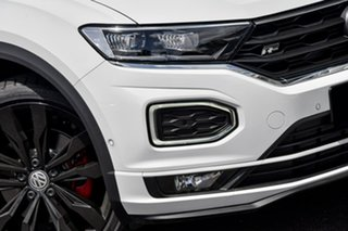 2020 Volkswagen T-ROC A1 MY20 140TSI DSG 4MOTION X White 7 Speed Sports Automatic Dual Clutch Wagon