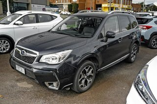 2013 Subaru Forester S4 MY14 XT Lineartronic AWD Grey 8 Speed Constant Variable Wagon