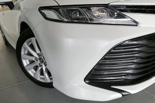 2019 Toyota Camry ASV70R Ascent White 6 Speed Automatic Sedan.