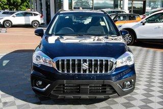 2021 Suzuki S-Cross JY Turbo Blue 6 Speed Sports Automatic Hatchback.