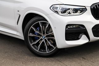 2020 BMW X3 G01 xDrive30i Steptronic M Sport White 8 Speed Sports Automatic Wagon