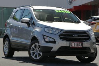 2019 Ford Ecosport BL 2019.25MY Trend Silver 6 Speed Automatic Wagon.