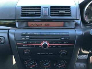2006 Mazda 3 BK10F1 Maxx Sport Purple 4 Speed Sports Automatic Sedan