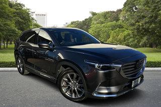 2019 Mazda CX-9 TC Azami SKYACTIV-Drive Grey 6 Speed Sports Automatic Wagon.