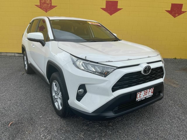 Used Toyota RAV4 Winnellie, 2021 Toyota RAV4 GX White 6 Speed Manual Wagon