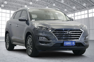 2020 Hyundai Tucson TL3 MY21 Elite 2WD Grey 6 Speed Automatic Wagon.
