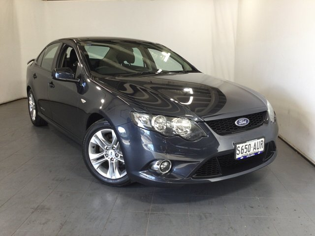 Used Ford Falcon FG XR6 Elizabeth, 2011 Ford Falcon FG XR6 Grey 6 Speed Sports Automatic Sedan