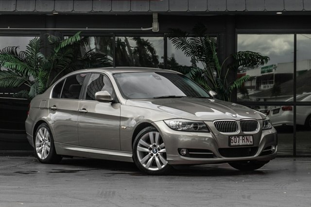 Used BMW 3 Series E90 MY1011 320i Steptronic Lifestyle Bowen Hills, 2011 BMW 3 Series E90 MY1011 320i Steptronic Lifestyle Beige 6 Speed Sports Automatic Sedan