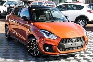 2021 Suzuki Swift AZ Series II Sport Orange 6 Speed Manual Hatchback.