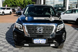 2021 Nissan Navara D23 MY21 ST-X Cosmic Black 7 Speed Sports Automatic Utility.