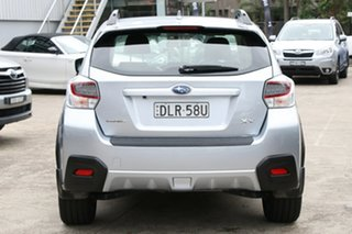 2016 Subaru XV MY17 2.0I Special Edition Silver Pearl Continuous Variable Wagon