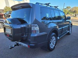 2019 Mitsubishi Pajero NX MY19 GLX Grey 5 Speed Sports Automatic Wagon.
