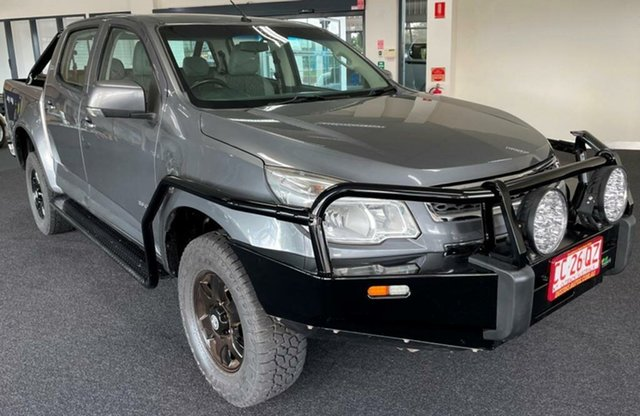 Used Holden Colorado RG MY15 LT Crew Cab Winnellie, 2014 Holden Colorado RG MY15 LT Crew Cab Grey 6 Speed Manual Utility