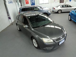 2008 Ford Focus LT CL Grey 4 Speed Sports Automatic Hatchback