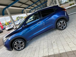 2016 Honda HR-V VTi-L Morpho Blue Constant Variable Hatchback