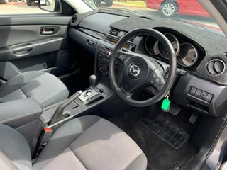 2006 Mazda 3 BK Maxx Grey 4 Speed Auto Activematic Hatchback