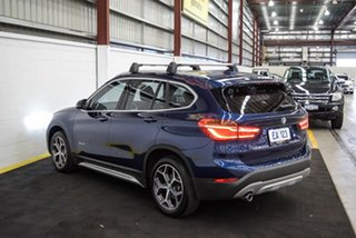 2017 BMW X1 F48 sDrive18d Steptronic Blue 8 Speed Sports Automatic Wagon
