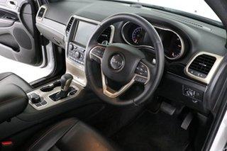 2016 Jeep Grand Cherokee WK MY16 75th Anniversary (4x4) White 8 Speed Automatic Wagon