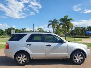 2008 Ford Territory SY TX Lightning Strike 4 Speed Sports Automatic Wagon