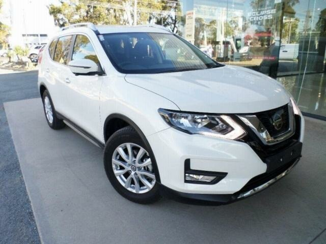 Used Nissan X-Trail T32 MY20 ST-L (4x2) Wangaratta, 2020 Nissan X-Trail T32 MY20 ST-L (4x2) White Continuous Variable Wagon