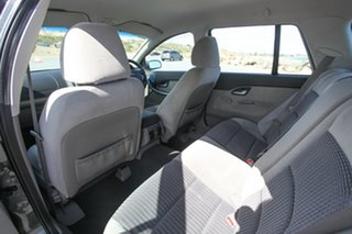 2009 Ford Falcon BF Mk III XT Grey 4 Speed Sports Automatic Wagon