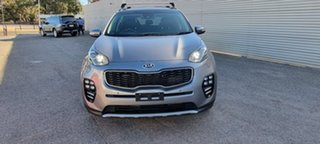 2018 Kia Sportage QL MY18 GT-Line AWD Grey 6 Speed Sports Automatic Wagon