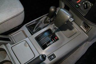 2001 Nissan Patrol GU II ST Gold 4 Speed Automatic Wagon