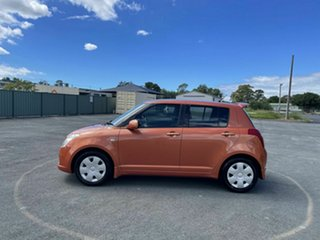 2006 Suzuki Swift RS415 GLX Orange 4 Speed Automatic Hatchback