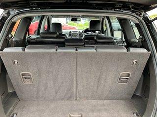 2010 Hyundai Santa Fe CM MY10 Highlander CRDi (4x4) Onyx Black 6 Speed Automatic Wagon