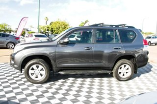 2009 Toyota Landcruiser Prado KDJ150R GXL Grey 5 Speed Sports Automatic Wagon