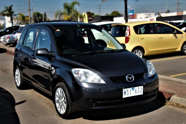 Used Mazda 2 DY10Y2 Maxx Cheltenham, 2006 Mazda 2 DY10Y2 Maxx Grey 5 Speed Manual Hatchback