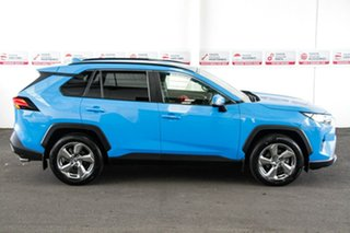 2020 Toyota RAV4 Mxaa52R GXL 2WD Eclectic Blue 10 Speed Constant Variable Wagon