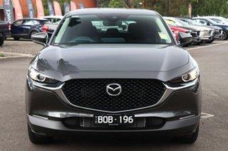 2021 Mazda CX-30 DM2W7A G20 SKYACTIV-Drive Evolve Machine Grey 6 Speed Sports Automatic Wagon.