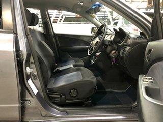 2004 Mitsubishi Outlander ZE LS Grey 4 Speed Sports Automatic Wagon
