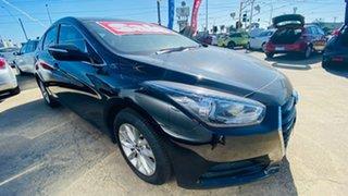 2016 Hyundai i40 VF4 Series II Active Tourer D-CT Black 7 Speed Sports Automatic Dual Clutch Wagon.