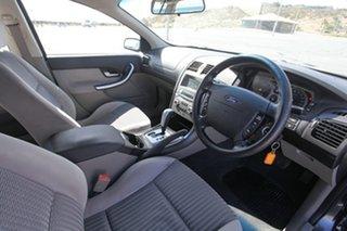 2009 Ford Falcon BF Mk III XT Grey 4 Speed Sports Automatic Wagon.
