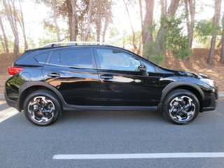 2021 Subaru XV G5X MY21 2.0i-S Lineartronic AWD Crystal Black 7 Speed Constant Variable Wagon.