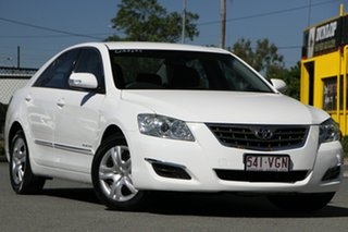 2008 Toyota Aurion GSV40R AT-X Glacier White 6 Speed Sports Automatic Sedan.