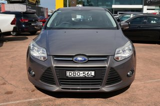2014 Ford Focus LW MK2 Upgrade Trend Grey 6 Speed Automatic Hatchback