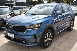 2020 Kia Sorento MQ4 MY21 Sport AWD Mineral Blue 8 Speed Sports Automatic Dual Clutch Wagon.